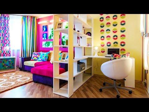 Как разделить зал на две зоны детскую и взрослую фото