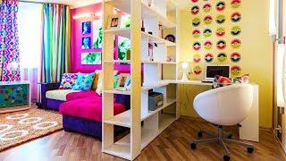 35 Идей, Как Зонировать Комнату Для Родителей и Ребенка