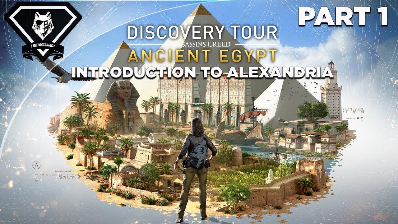 Assassin S Creed Origins Tour Mode
