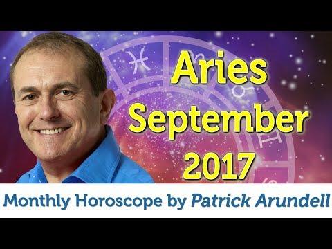 Aries September 2017 Horoscope