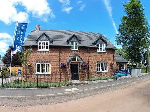 Lioncourt Homes  - The Sycamore @ Creswell Manor, Stafford By Showhomesonline