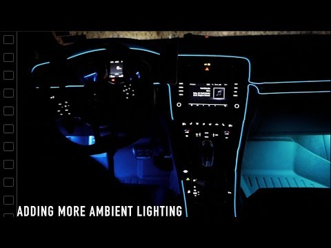Ambient Lighting From Aliexpress Deautokey For The Mk7 Mk7 5 Golf Gti R Interior