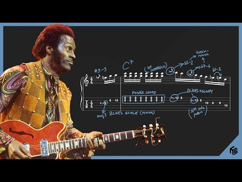 "Best Songs Of All Time #97: Chuck Berry's ""Roll Over Beethoven"" Analysis"