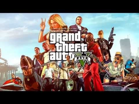 Grand Theft Auto [GTA] V - Wanted Level Music Theme (All/Full) [Next Gen]