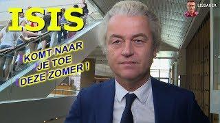 IS-terroristen onderweg naar Nederland