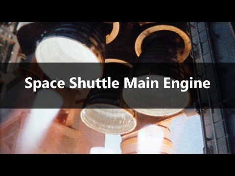 RS-25 - The Space Shuttle Main Engine