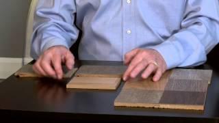 """Thumbs Up"" Product Review - Vi-Plank Luxury Vinyl Cork Plank Flooring"