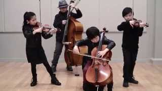 Youngest String Quartet Ever_Flight of Bumblebee