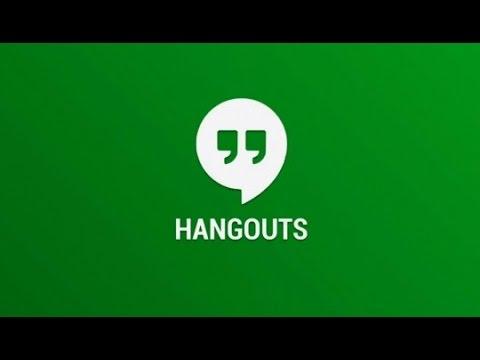 Google Hangouts: Easter Eggs