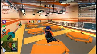(Roblox Jailbreak#1) My BFF saves me from jail!
