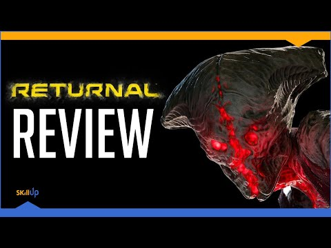 I strongly recommend: Returnal (Review – No Spoilers)