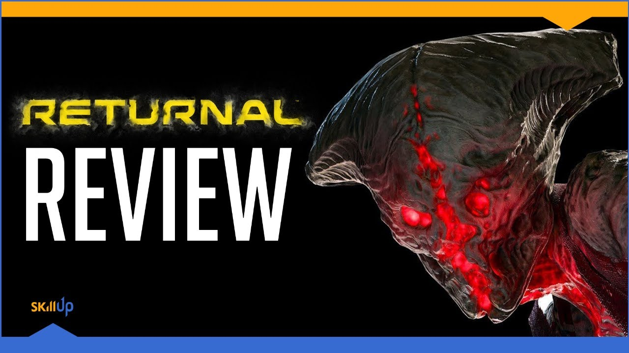 I strongly recommend: Returnal (Review - No Spoilers) (Video Game Video Review)