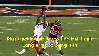 Film Room: Mike Williams, WR, Clemson Scouting Report (NFL Breakdowns Ep 50)