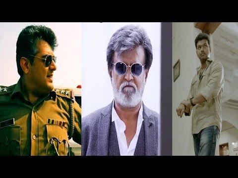 Thala, Thalapathy & Thalaivar Intro With Yuvan's Kokki Kumar BGM!