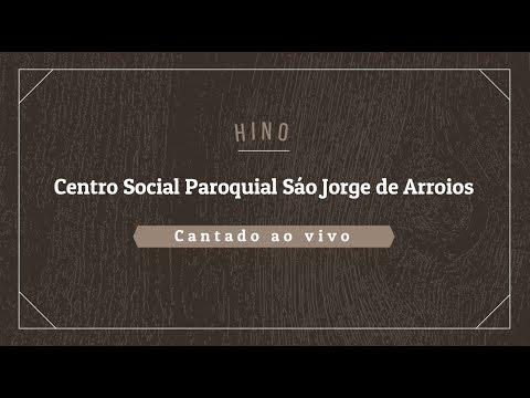 Hino do Centro Social Paroquial São Jorge de Arroios ao vivo na I Gala Vidas d'Ouro