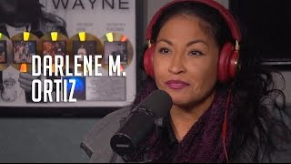 Darlene Ortiz Talks Relationship with Ice T, Her Book & Beef w/ LL Cool J