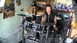 Bailando- Paradisio -Drum cover-