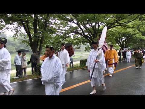葵祭 Kyoto Aoi Festival Parade 2014