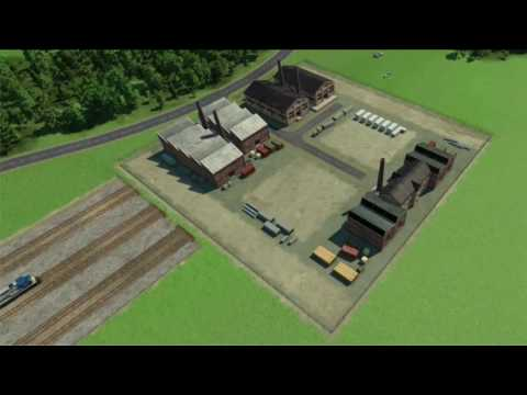 Transport Fever - Cargo System News
