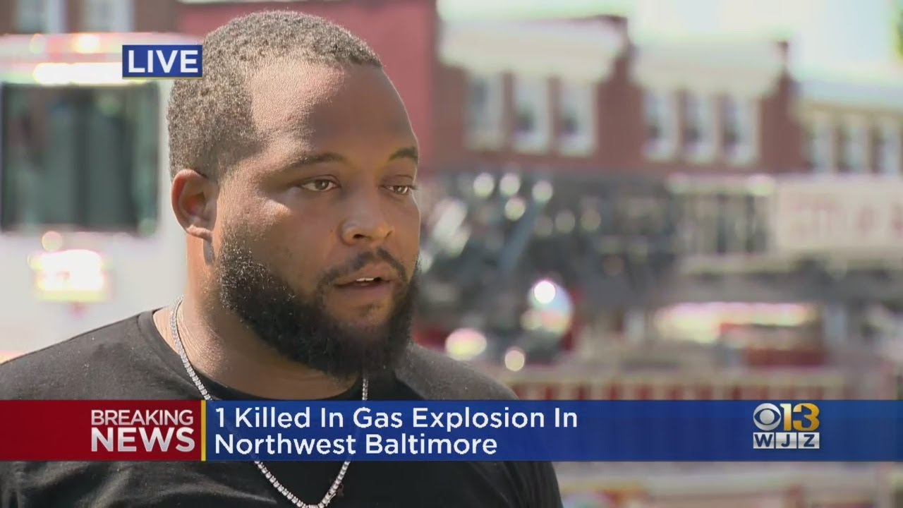 'It Was Like A Bomb' | Neighbors Responded To Gas Explosion In NW Baltimore