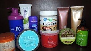 Best Hair Masks / Deep Conditioners / Hair Treatments