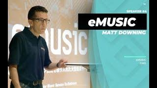 【Speaker #4: eMUSIC】Ethereum Japan /June 28 2018