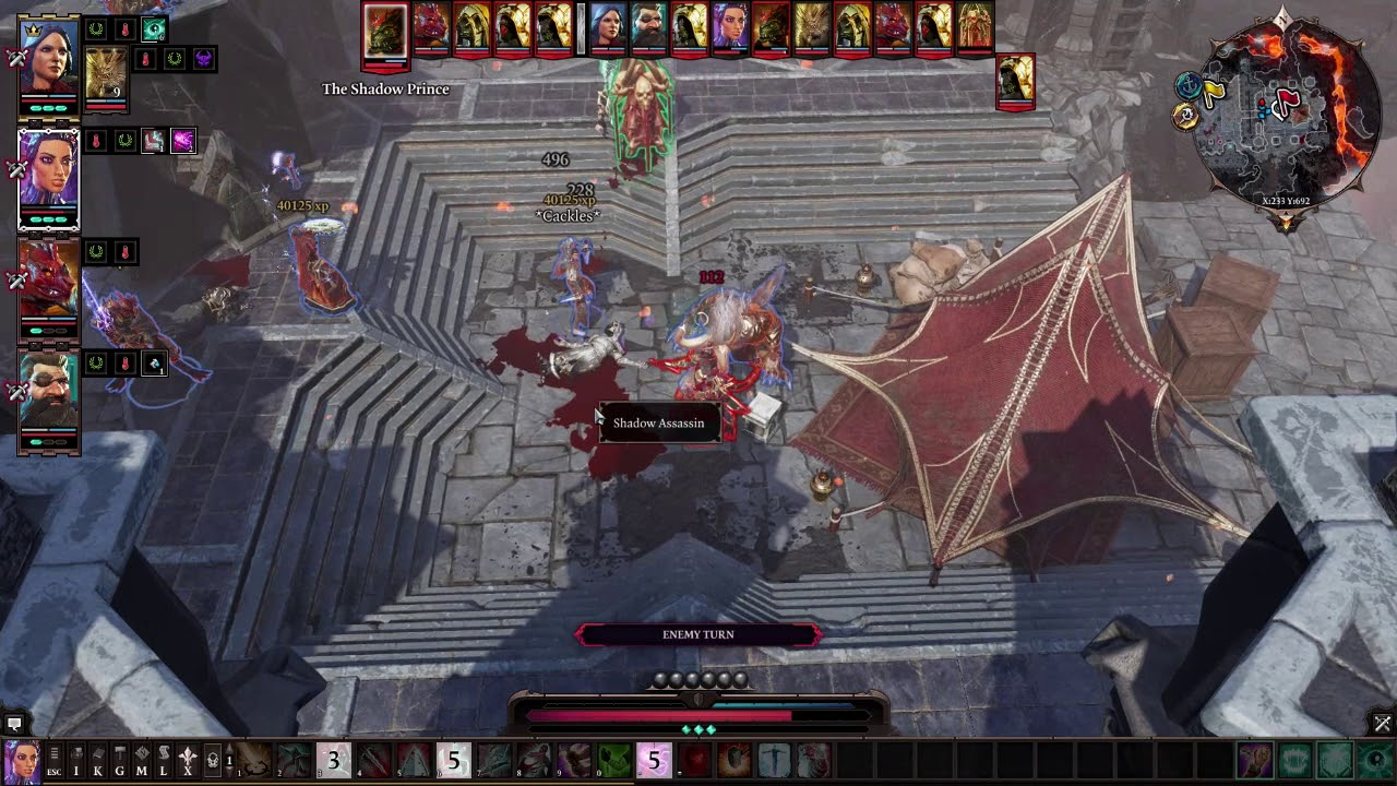 Divinity 2 - Free Sebille Quest (Kill the Master) & Red Prince Dialogue by  AngryDome