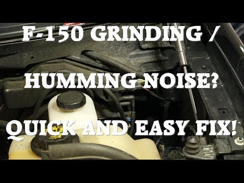 f-150-grinding-/-humming-noise-solved!-easy-fix-to-replace-the-iwe-solenoid-and-check-valve