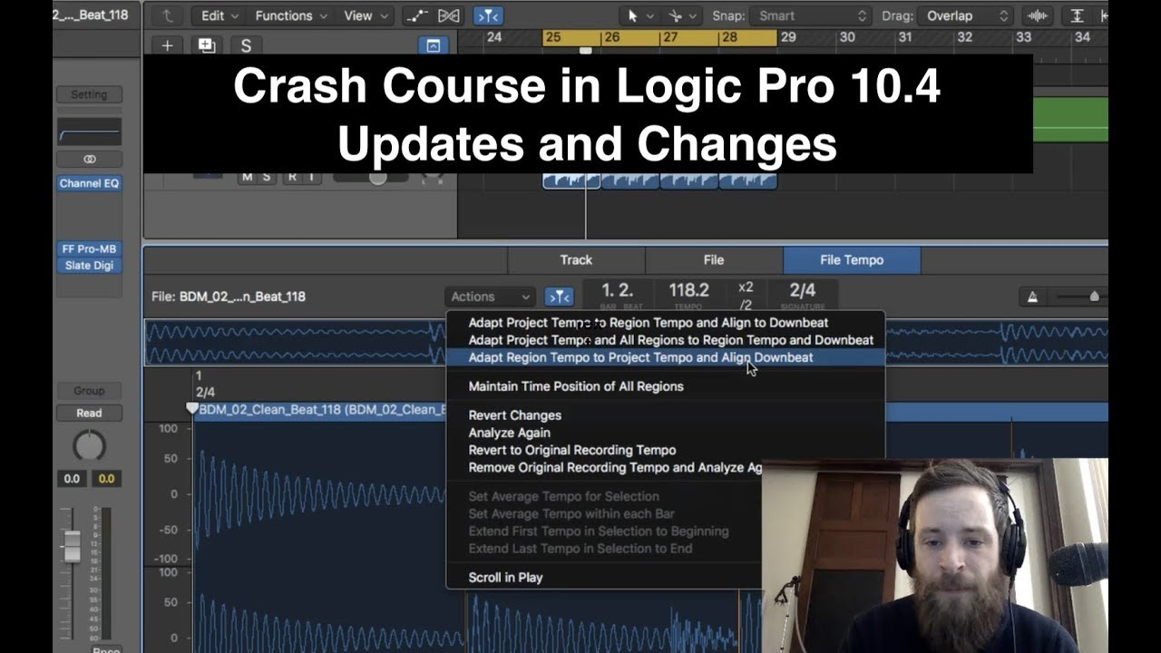 When is the new version of logic pro coming out