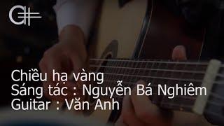 Chiều hạ vàng - Guitar Bolero