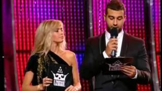 Мисс Украина 2010 за безопасный секс - в футболках Fashion AID