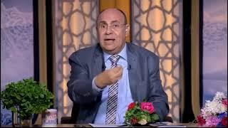 توضيح و رد أد مبروك عطية  على من جعل موضوع المنقبات قضية