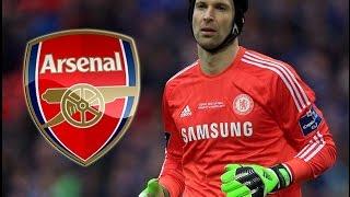 Petr Cech Will Sign Soon!!    John Cross On Transfer Rumours