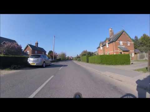 cycling weekly video - tour de suffolk