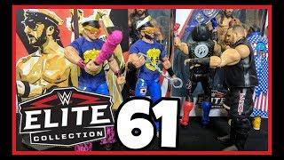 ELITE 61 TYLER BREEZE & FANDANGO WWE ACTION FIGURE REVIEW