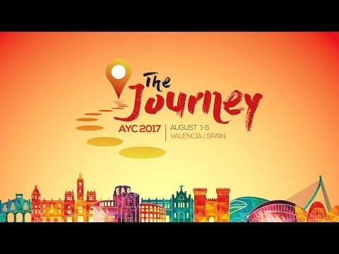 Opening – The journey #1 – Sam Leonor – European Adventist Youth Congress (AYCongress)