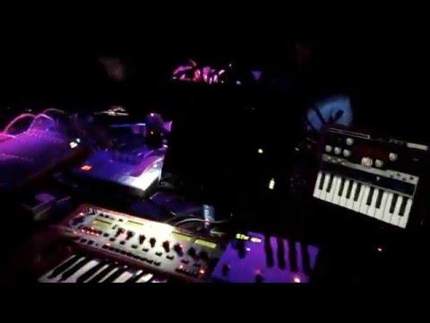 Desterronics - Improvised Electronic music sessions. Lisbon 2016.