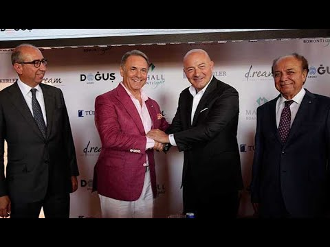 Türkerler Holding - Doğuş Grubu Basın Toplantısı