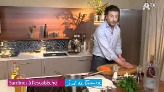 Recette de cuisine - Sardines a l'escabèche