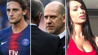 Henrique taille Rabiot qui va quitter le PSG et ne devrait plus jouer! Valverde se mefie de l'OL