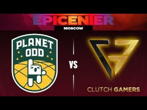 Planet Odd vs Clutch Gamers, Game 2 - EPICENTER 2017: Group Stage - Odd vs CG G2