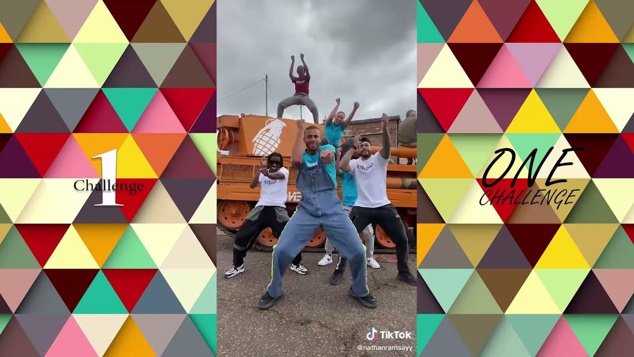 Pop That Challenge Dance Compilation #popthat #popthatchallenge