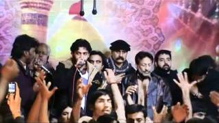 Hassan Sadiq noha part 4 (Shab Baidari 2012 Anjuman Masoomia Wah Cantt)