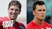Eli Manning getting paid more than Tom Brady makes me sick - Ryan ClarkFirst Take