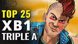 Top 25 Best Triple A Xbox One Games