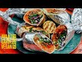 BEST EVER BURRITOS | @avantgardevegan by Gaz Oakley