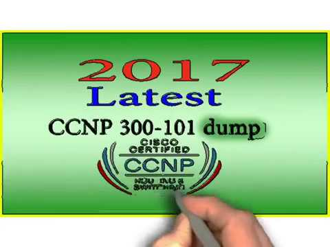 CCNP Routing & Switching 300-101 dump 2017