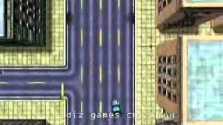 Grand Theft Auto - GTA1 - gameplay PC
