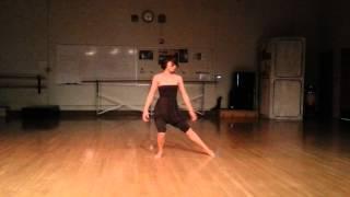 Meesh Dance Solo Fcc 2013