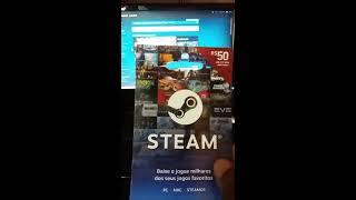 como colocar dinheiro na carteira steam 2017